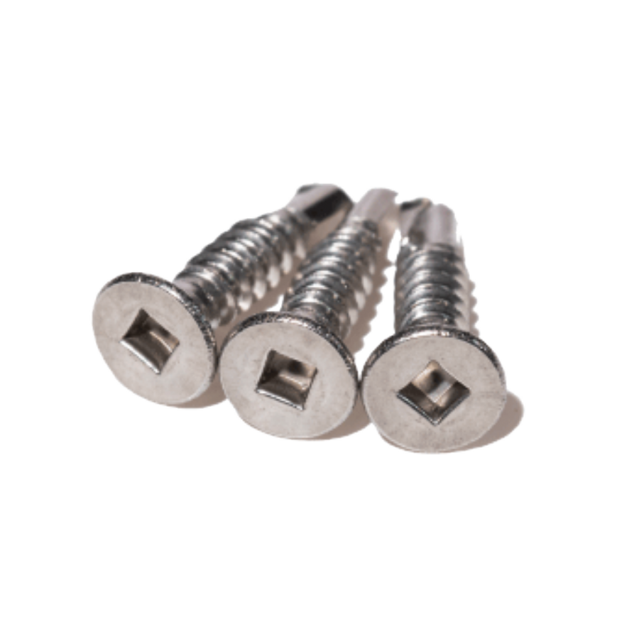 19mm self-drilling screw for Starter/End Clip (Part number: 49.1020)
