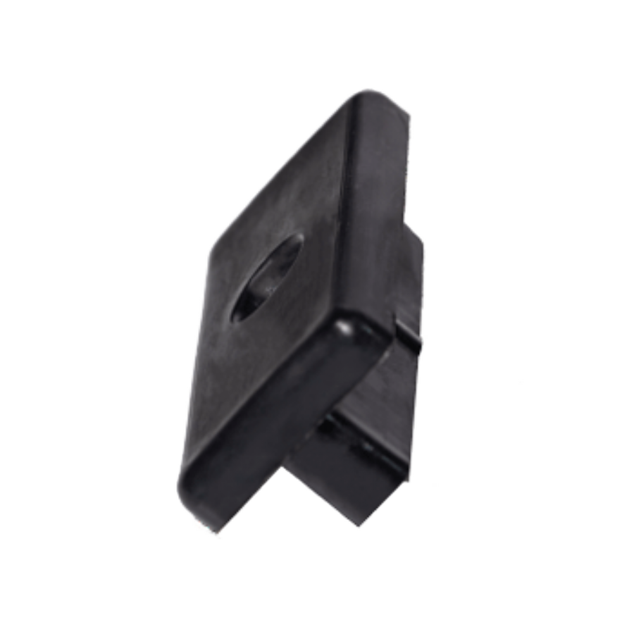 Plastic T-Clip for fixing down decking to joists (Part number: 49.1031)