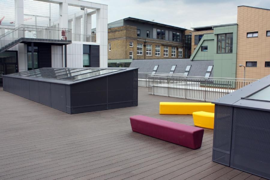 Case Study: Battersea Exchange Roof Terrace