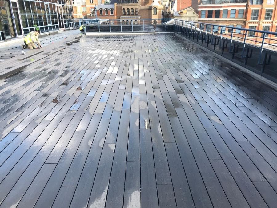 Case Study: Communal Roof Terrace