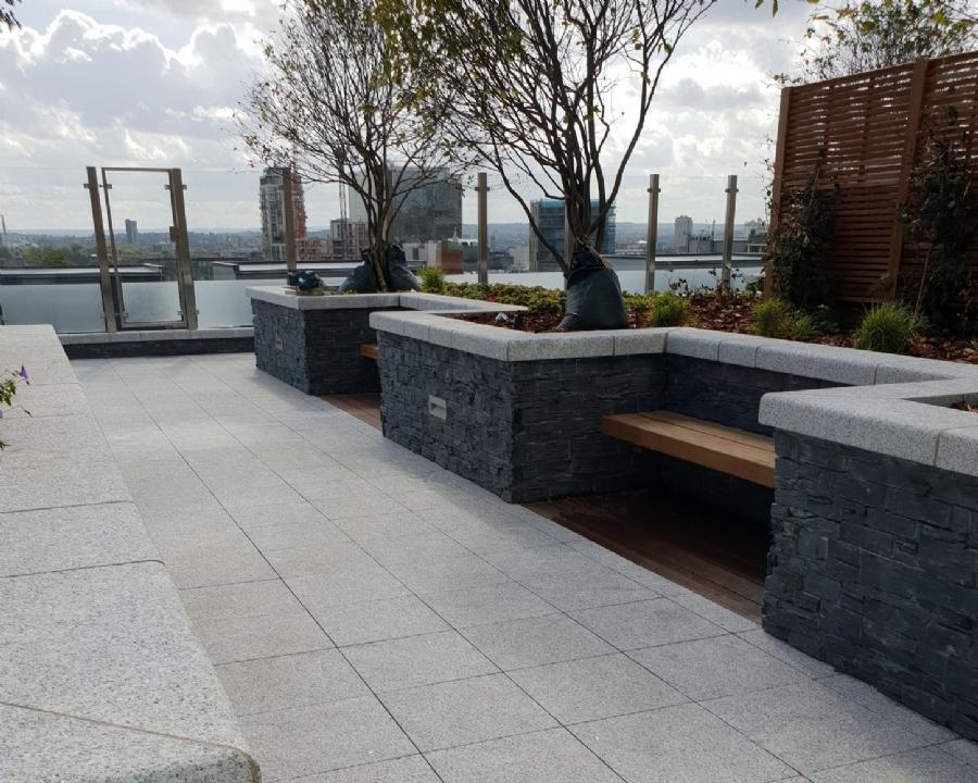 Case Study: Goodman's Fields Roof Garden
