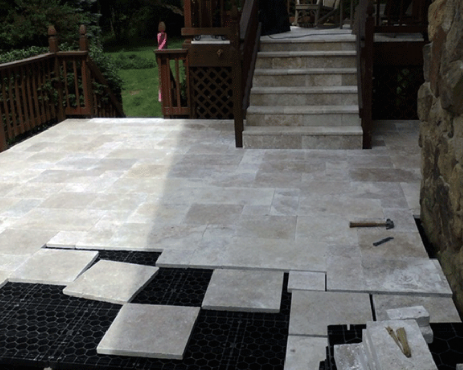 Ryno Launches New Revolutionary Paving Support System