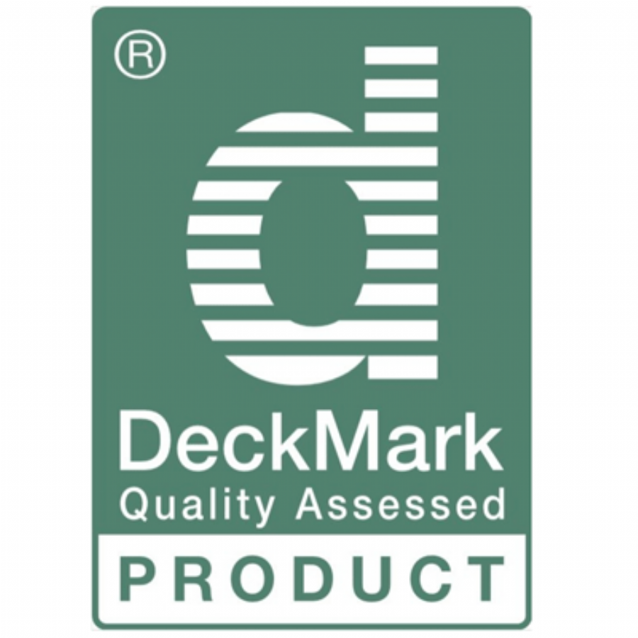 Ryno Achieves Deckmark Accreditation from Decking Industry Body