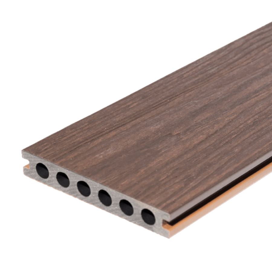 Reversible board: paired with Teak