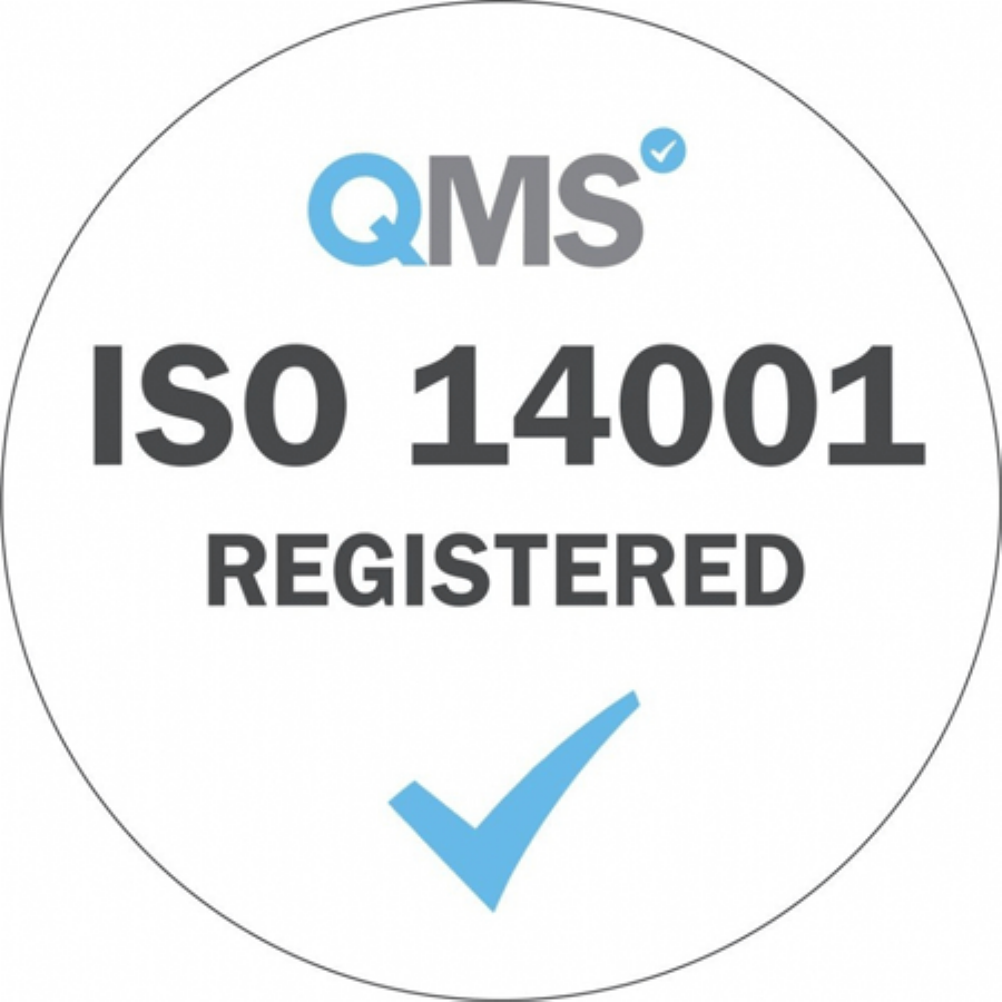 Ryno Achieves ISO14001 Accreditation