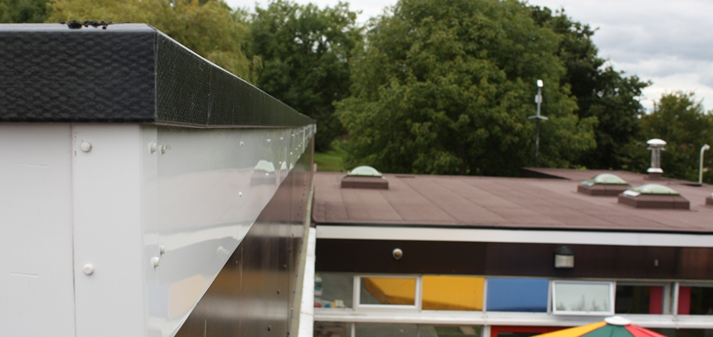 Grp Roof Edge Trim Flat And Pitched Roofing Ryno Group