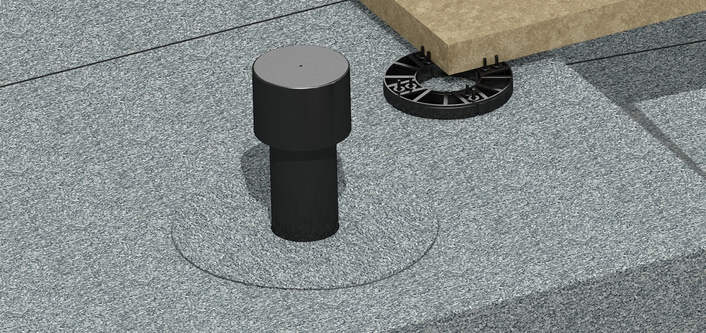 breather vent flat roof ventilation