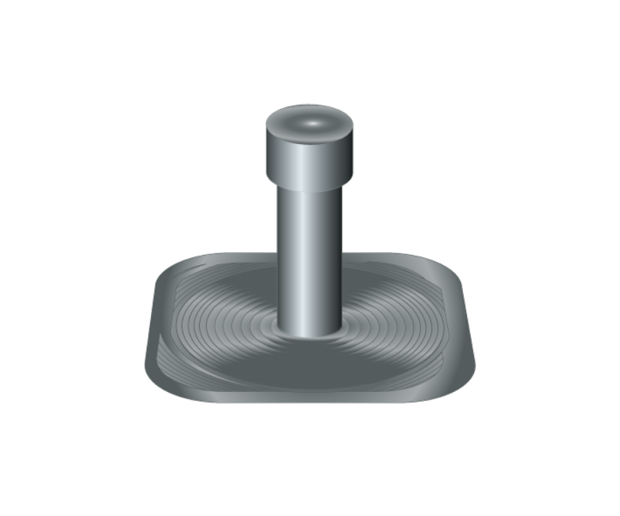 Breather Vents Membrane Pressure Release Flat Roofing