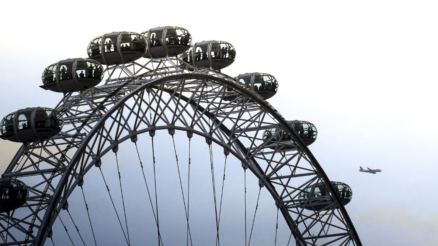 Case Study: Keeping the London Eye Turning