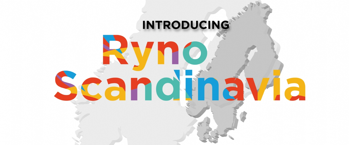 Introducing: Ryno Scandinavia