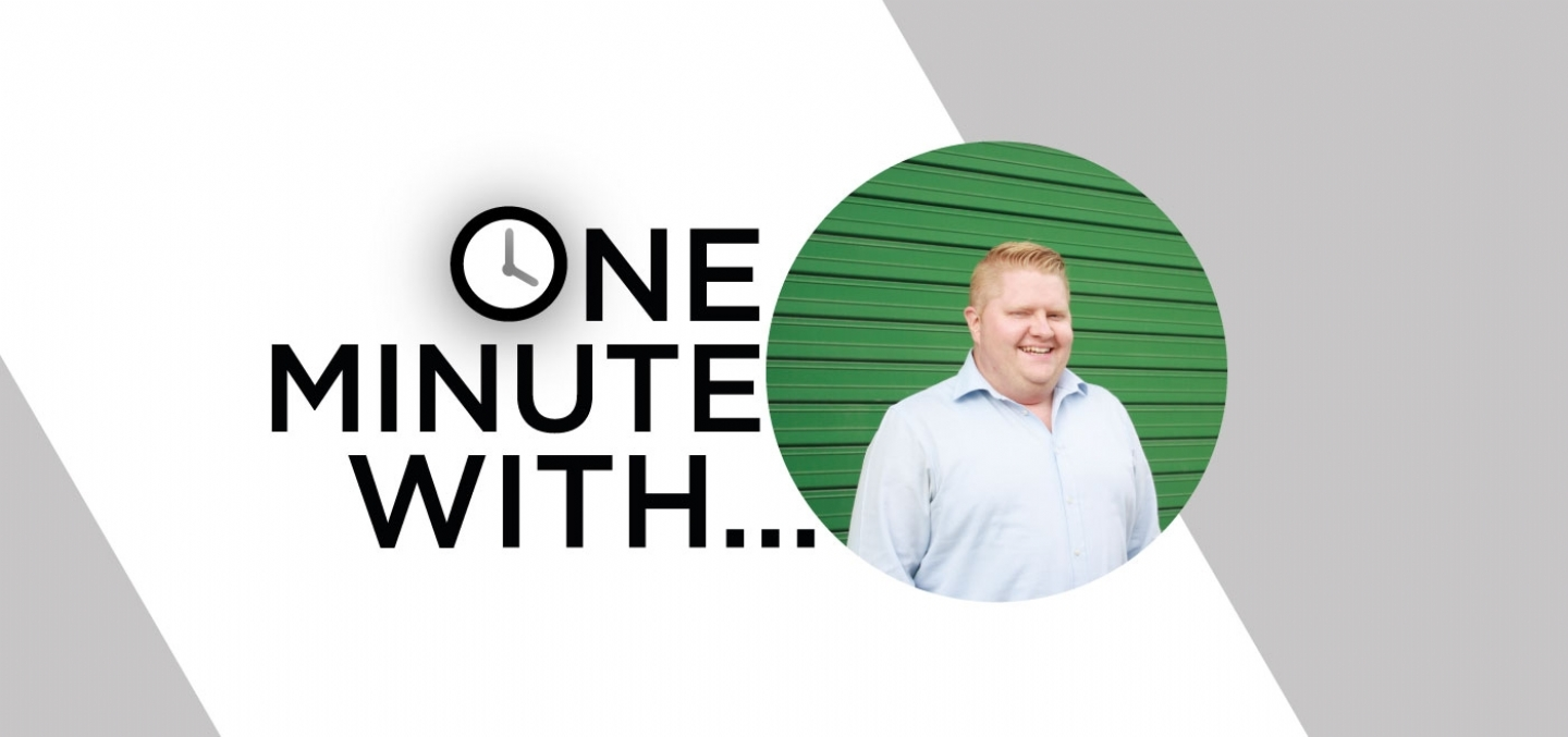 One Minute With... Scott