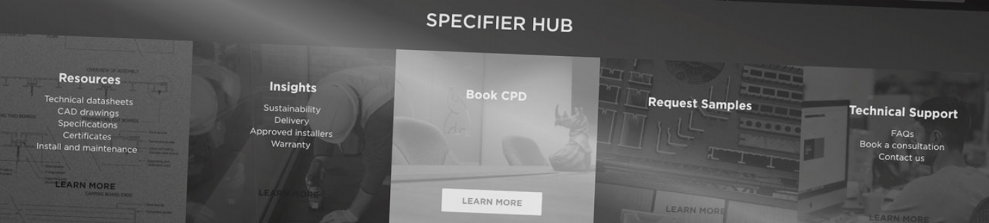New Specifier Hub Launched | Everything You Need In One Place