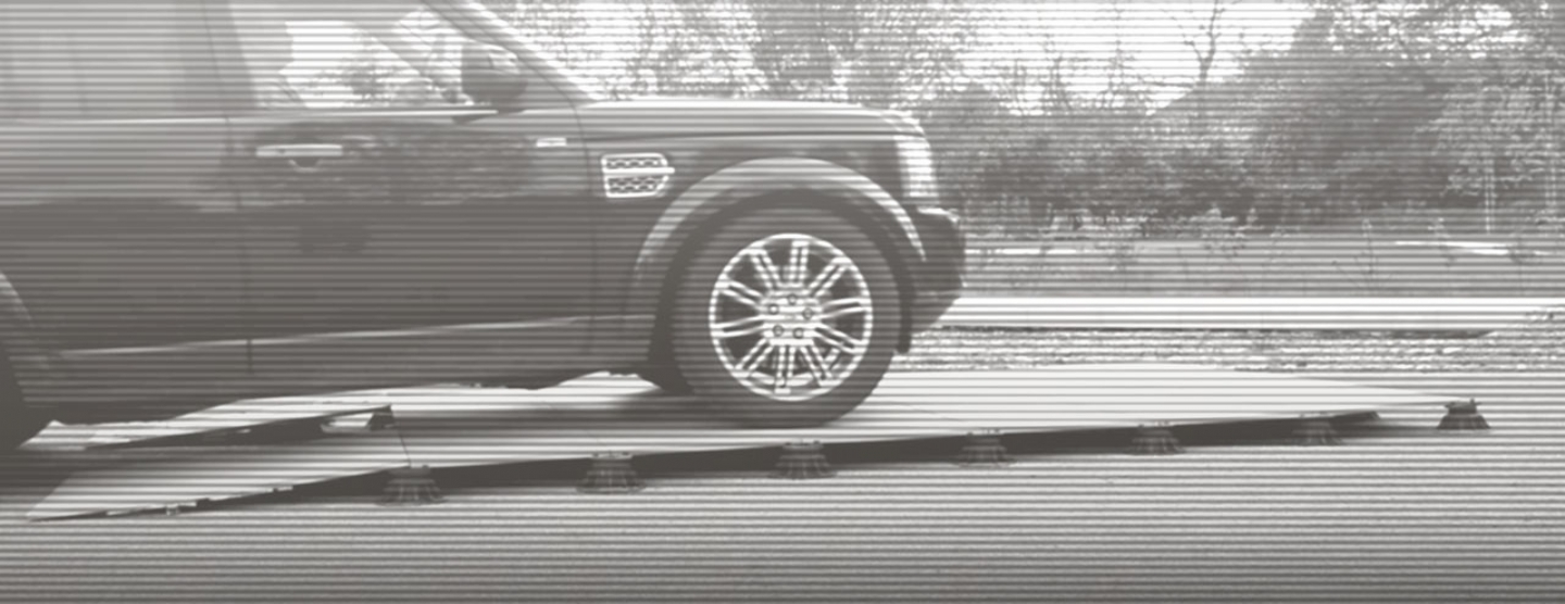 Video: Land Rover Testing RPA Paving Pedestals