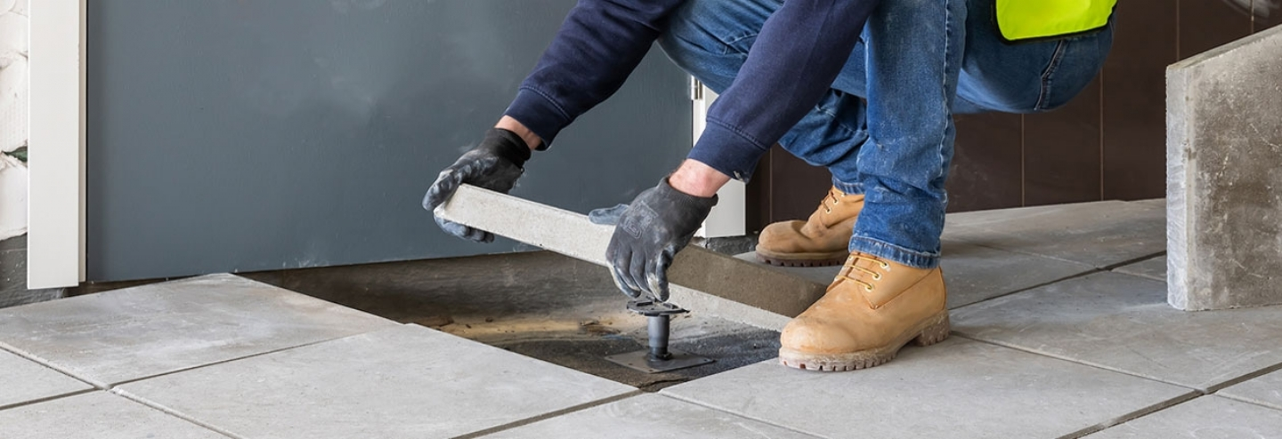 How are Paving Pedestals Strength Tested?